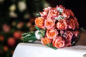 Rosen mit Brombeeren  130,- Euro